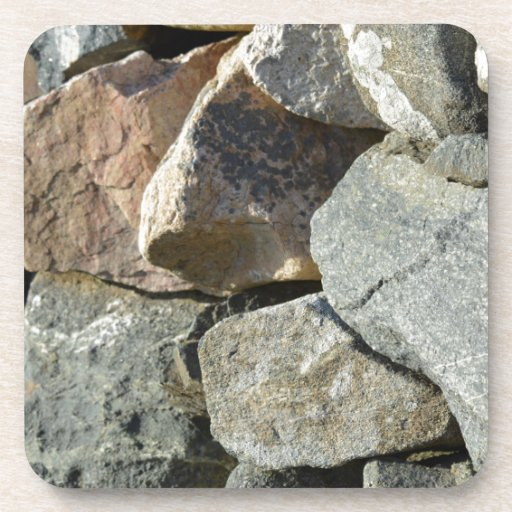 Stone Wall Drink Coasters