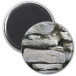 Stone Wall Fridge Magnets