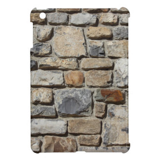 Stone Wall iPad Mini Case
