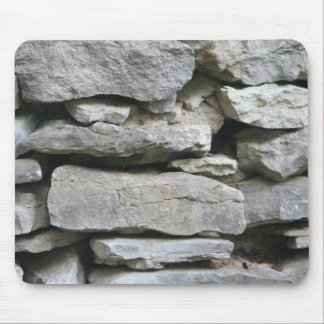 Stone Wall Mouse Pad