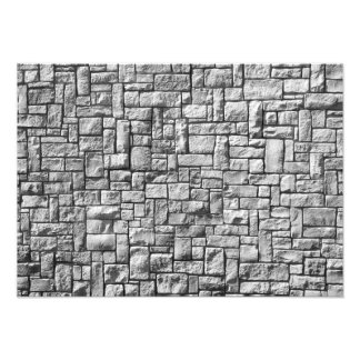 Stone Wall Photograph