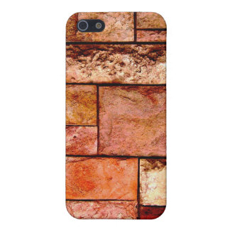 Stone wall red case for the iPhone 5