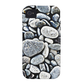Stone Wall Rustic Rigid Tough Wall Art Fashion Nat iPhone 4 Covers