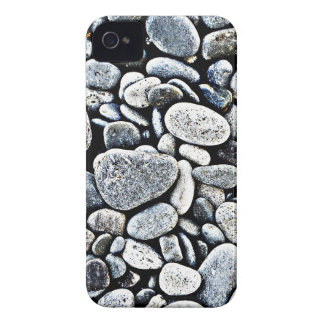 Stone Wall Rustic Rigid Tough Wall Art Fashion Nat Case-Mate iPhone 4 Case