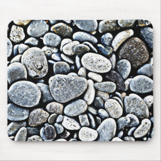 Stone Wall Rustic Rigid Tough Wall Art Fashion Nat Mouse Pad
