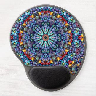 Stone Wonder  Vintage Kaleidoscope  Gel Mousepad Gel Mouse Mat