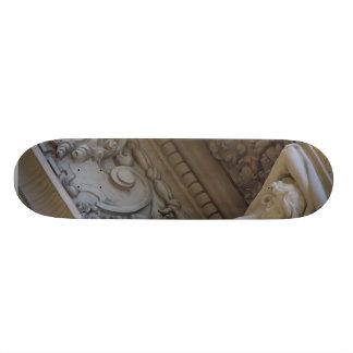 Stone Work On Building Skate Board Decks