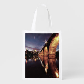Stonearch Skyline Reusable Grocery Bag