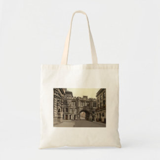 Stonebow, Lincoln, Lincolnshire, England Tote Bag