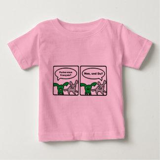 Stoned Bunnies – Parlez-vous Français? Nee,... Baby T-Shirt