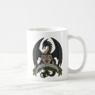 Stonefire Dragons Crest (Black Dragon) 11oz Mug