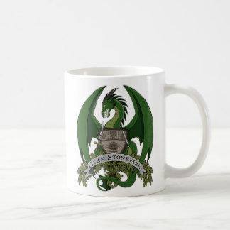 Stonefire Dragons Crest (Green Dragon) 11oz Mug