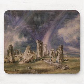 Stonehenge, 1835 mouse pad