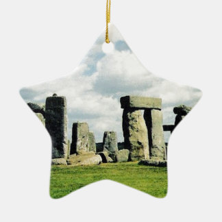 Stonehenge 2006 christmas ornament