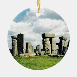 Stonehenge 2006 christmas ornament