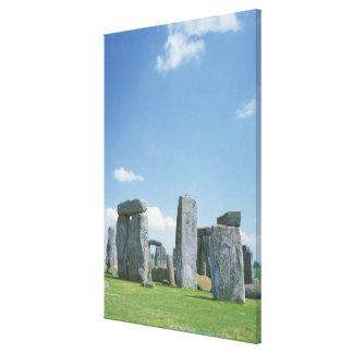 Stonehenge 2 canvas print