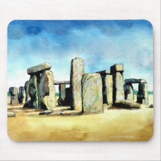 Stonehenge 2 mouse pad