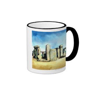 Stonehenge 2 coffee mugs