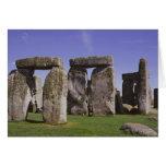 Stonehenge archaeological site, London, England