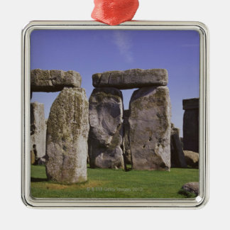 Stonehenge archaeological site, London, England Christmas Ornament