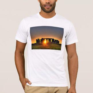 Stonehenge at dawn T-Shirt