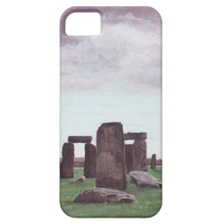 Stonehenge by Jane Sayre Denny for iPhone iPhone 5 Cover