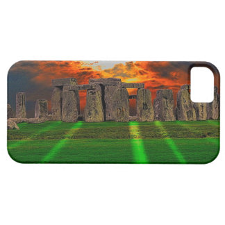 Stonehenge Celtic Standing Stones in Britain iPhone 5/5S Cases