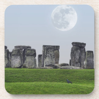 Stonehenge Celtic Standing Stones in Britain Coasters
