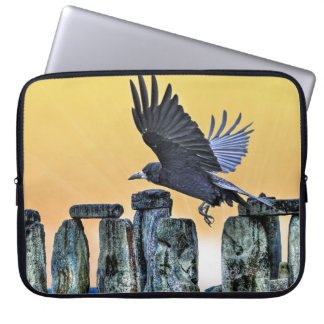 Stonehenge Celtic Standing Stones in Britain Laptop Computer Sleeves