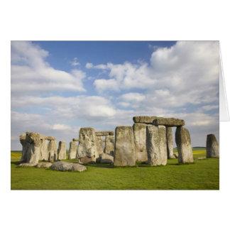 Stonehenge (circa 2500 BC), UNESCO World 2 Card