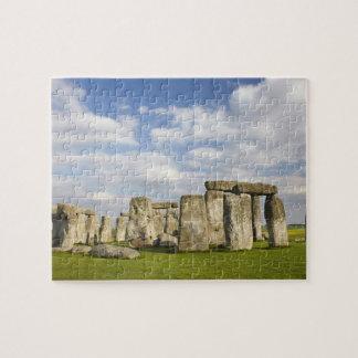 Stonehenge (circa 2500 BC), UNESCO World 2 Jigsaw Puzzle