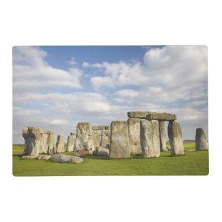 Stonehenge (circa 2500 BC), UNESCO World 2 Laminated Placemat