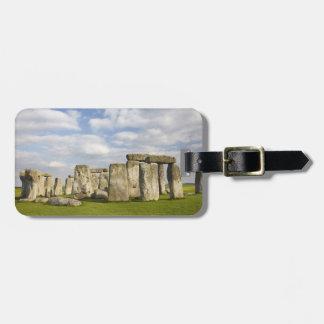 Stonehenge (circa 2500 BC), UNESCO World 2 Luggage Tag