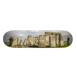 Stonehenge (circa 2500 BC), UNESCO World 2 Custom Skateboard