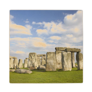 Stonehenge (circa 2500 BC), UNESCO World 2 Wood Coaster