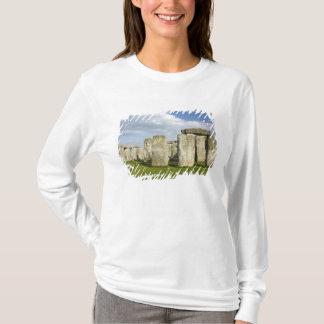 Stonehenge (circa 2500 BC), UNESCO World 3 T-Shirt