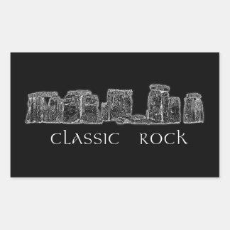Stonehenge Classic Rock Sticker