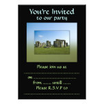 Stonehenge Custom Invite
