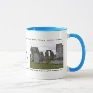 Stonehenge Customizeable Mugs