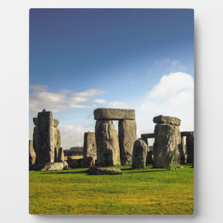 Stonehenge Display Plaques