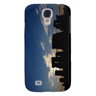 stonehenge dusk galaxy s4 case