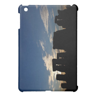 Stonehenge dusk iPad mini covers
