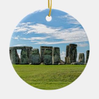 Stonehenge, England Christmas Ornament
