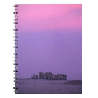 Stonehenge, England Notebooks
