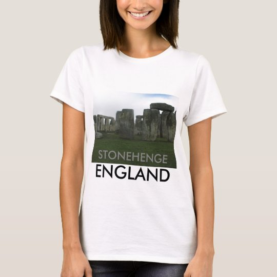 Stonehenge England on all items T-Shirt