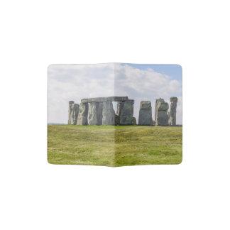 Stonehenge England Passport Holder