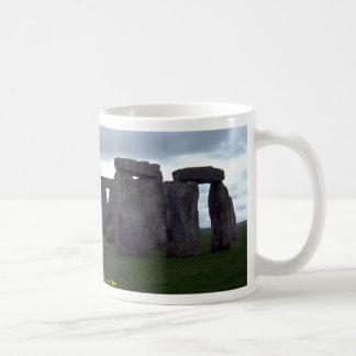Stonehenge, England rock formation Coffee Mug