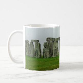 StoneHenge England Ruins Coffee Travel Mug
