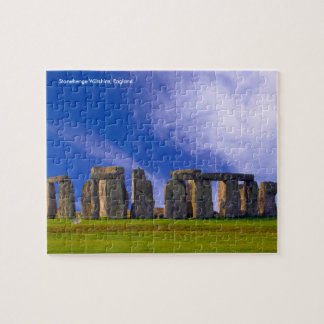 "Stonehenge for 8"" x 10"" Photo Puzzle with Gift Box"