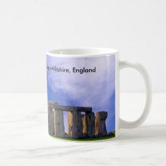 Stonehenge image for Classic White mug